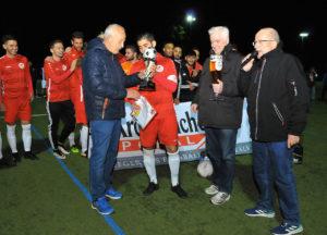 Krombacher Kreispokal: SG feiert Frankfurter-Kreispokalsieg