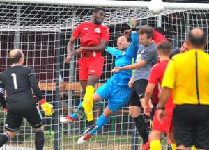 Herren: Fußball-Cup der Frankfurter Sparkasse 2019