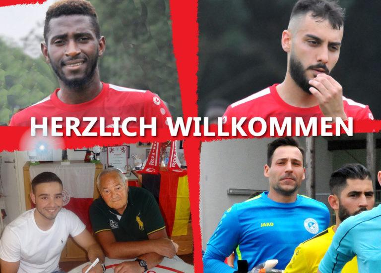 11Teamsports Verbandsliga Süd: Rot-Weiss präsentiert weitere Zugänge