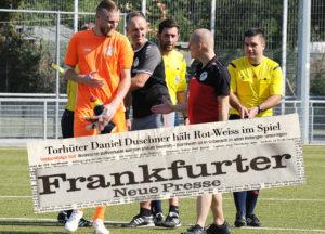 11Teamsports Verbandsliga: Effizientes Rot-Weiss dreht die Partie gegen Germania Ober-Roden