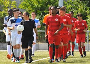 U19 Hessenliga: Vorbereitung in vollem Gange
