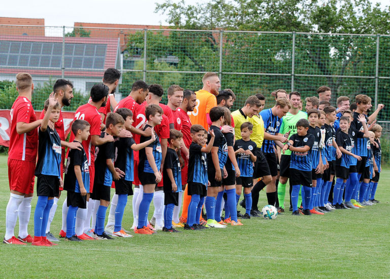 11Teamsports Verbandsliga: Gerechtes Remis bei Germania Großkrotzenburg