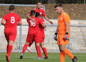 11Teamsports Verbandsliga: Wichtiger Heimsieg: Rot-Weiss Frankfurt-Viktoria Urberach 2:1 (1:0)