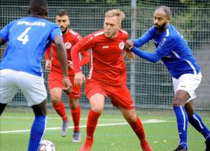 11Teamsports Verbandsliga: Unnötige Auswärtsniederlage