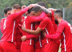 11Teamsports Verbandesliga: SG Rot-Weiss Frankfurt feiert zweiten Sieg in Folge