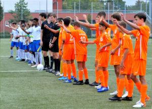 U15 Hessenliga: RW hält den Anschluss an die Tabellenspitze