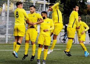 11Teamsports Verbandsliga: Dramatisches Spiel
