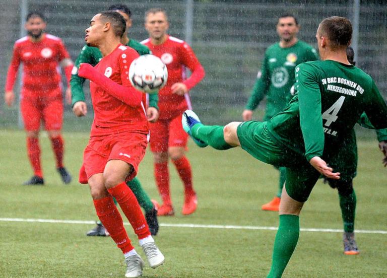 "11Teamsports Verbandsliga: ""Riesenenttäuschung"""