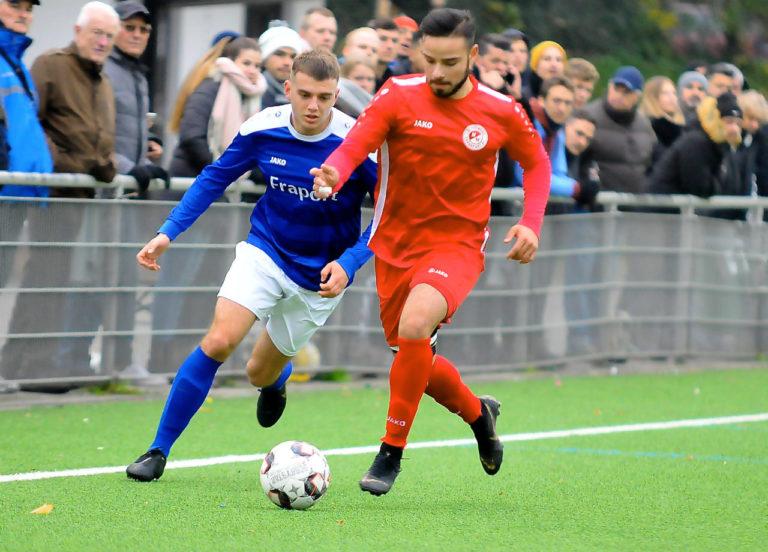 11 Teamsports Verbandsliga: Auf Abstiegsplatz angekommen