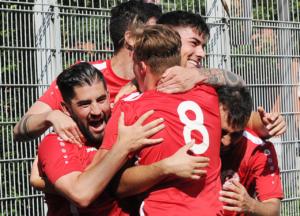 11 Teamsports Verbandsliga: Starkes Spiel gegen Aufstiegsanwärter