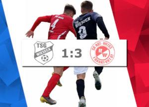 U19 Hessenliga: Rot-Weiss feiert 3:1-Auswärtssieg in Wieseck