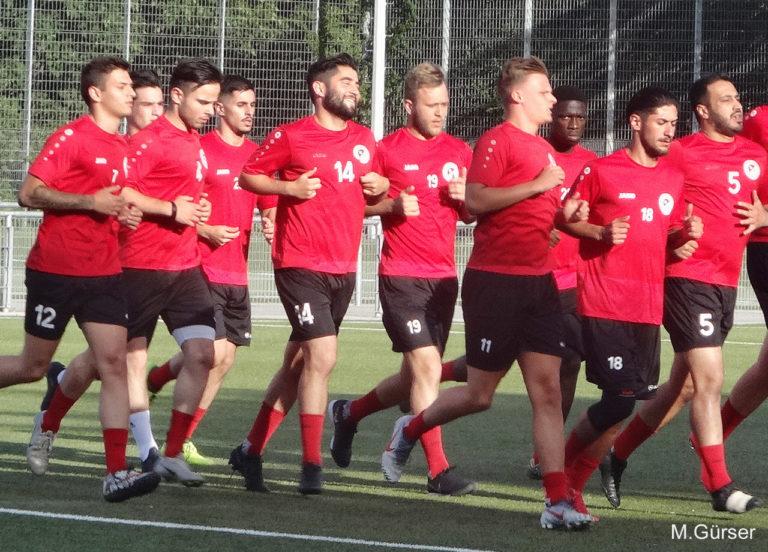 11Teamsports Verbandsliga: Trainings- und Vorbereitungsphase beginnen am 20. Januar 2020