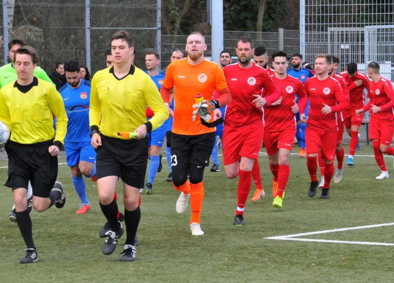 Gelungenes Testspiel: Rot-Weiss Frankfurt – Türk. SV Bad Nauheim 6:0 (2:0)