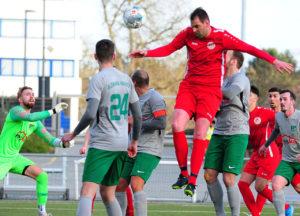 Rot-Weiss Frankfurt – SV Alemannia Haibach: Verdiente Testspielniederlage