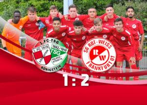 Gruppenliga: U16 macht Meisterschaft weiter spannend