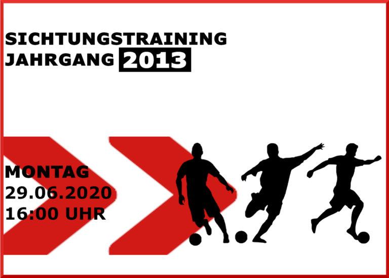 Sichtungstraining: Rot-Weiss Frankfurt sucht junge Fußballtalente des Jahrgang 2013
