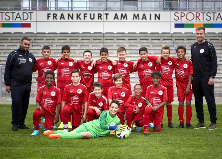 U12 Saisonrückblick: Rot-Weiss sichert sich die Vizemeisterschaft