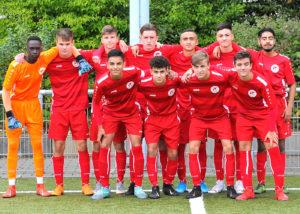 Saisonrückblick: U16 verpasst Aufstieg aufgrund Corona leider knapp!