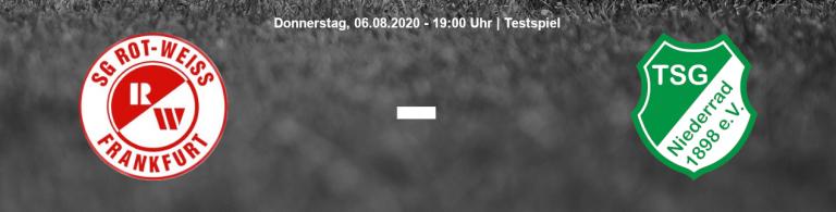 SG Rot-Weiss Frankfurt : TSG Niederrad
