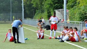U16 holt verdientes Remis und vergibt sogar einen Strafstoß zum Sieg gegen die U16 des FSV Frankfurt