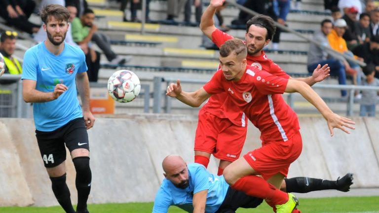 Senioren: Rot Weiss mit Remis gegen SV Dersim