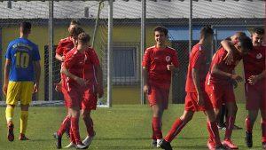 U16 nimmt Kampf an und holt verdienten Dreier gegen U17 von Blau Gelb