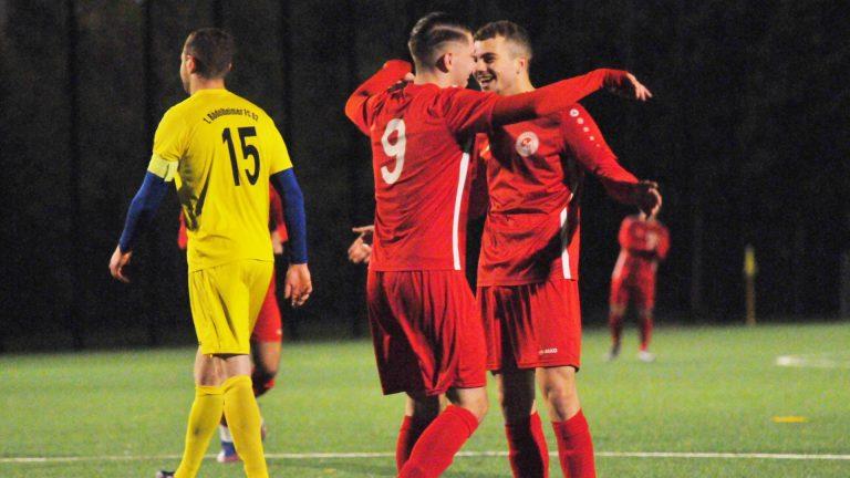 Kreispokal 1.Runde: FC Rödelheim – RW 1:4 (0:0) – Locker eine Runde weiter