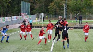 U17: Das Spitzenspiel endet torlos: RW Walldorf – RW Frankfurt  0:0