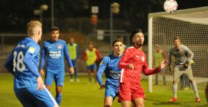Hessenpokal: Chancenlos gegen Hessenliga-Tabellenführer: RW-Türk Gücü Friedberg 1:5 (0:2)