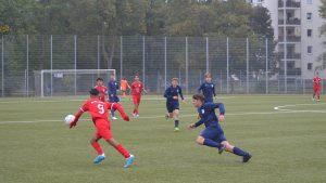 U17: Rot-Weiss – SG Rosenhöhe OF 0:2