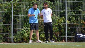 U17 sucht  eine/n Co-Trainerkollegen/in