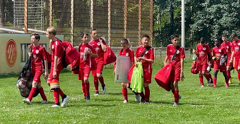 Neue U14 startet furios in die Vorbereitung