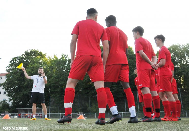 U17: Mit Volldampf in die neue Saison