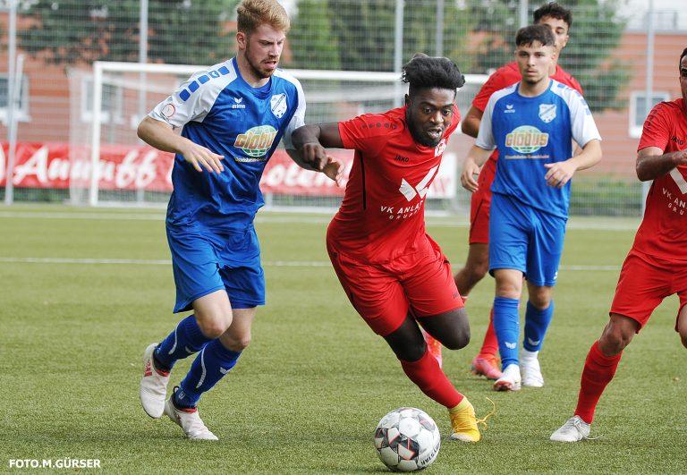 Holpriger Saisonstart: RW-VFB Ginsheim II  2:2 (0:1)
