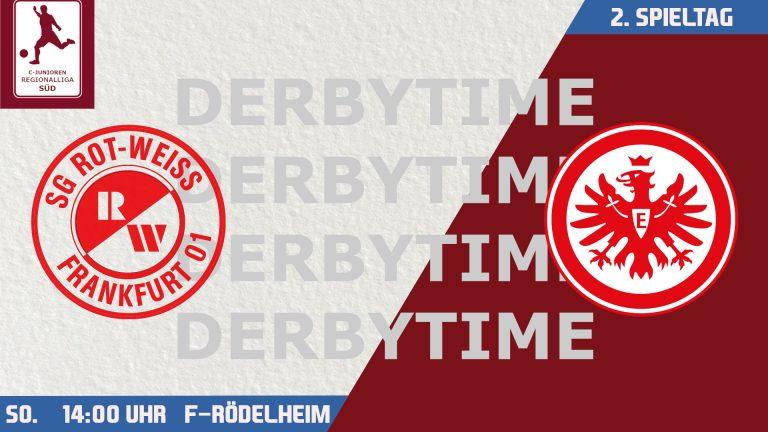 Rot-Weiss erwartet die Eintracht im Stadtduell