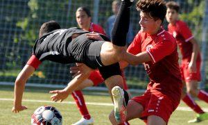U15 mit glückloser Partie gegen Kickers Offenbach