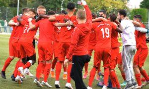 Derbysieger: RW-SG GW Bornheim 2:1 (1:0)