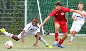 U14 schlägt Wehen Wiesbaden verdient mit 1:0