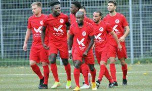Galavorstellung: 1. Mannschaft eilt von Sieg zu Sieg: RW – SV Münster 5:0 (2:0)