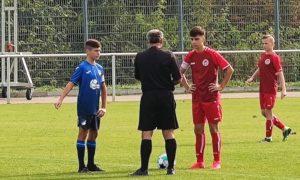 U14 holt starkes 1:1 bei der TSG Hoffenheim