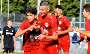 U15 holt den ersten Heimsieg gegen SC Freiburg