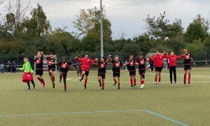 U13 weiter nicht aufzuhalten: JSK Rodgau – Rot-Weiss Frankfurt 0:5 (0:3)