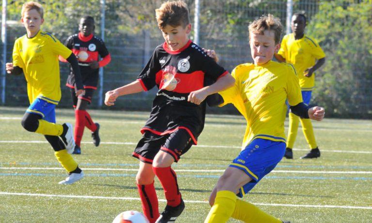 U13: Souveränes Auftreten sichert 6. Sieg im 6. Spiel
