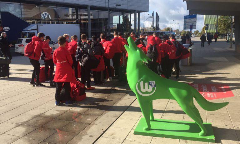 U14 verkauft sich teuer in Wolfsburg